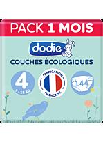 Couches écologiques 3x48 - Taille 4