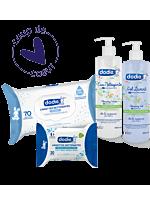Coffret hygiène & soin – Douceur enfantine